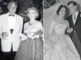 exclusive: holy hiltons! conrad and his brood became hotel royalty, but tumultuous marriages to hollywood beauties elizabeth taylor and zsa zsa gabor threatened to destroy their empire